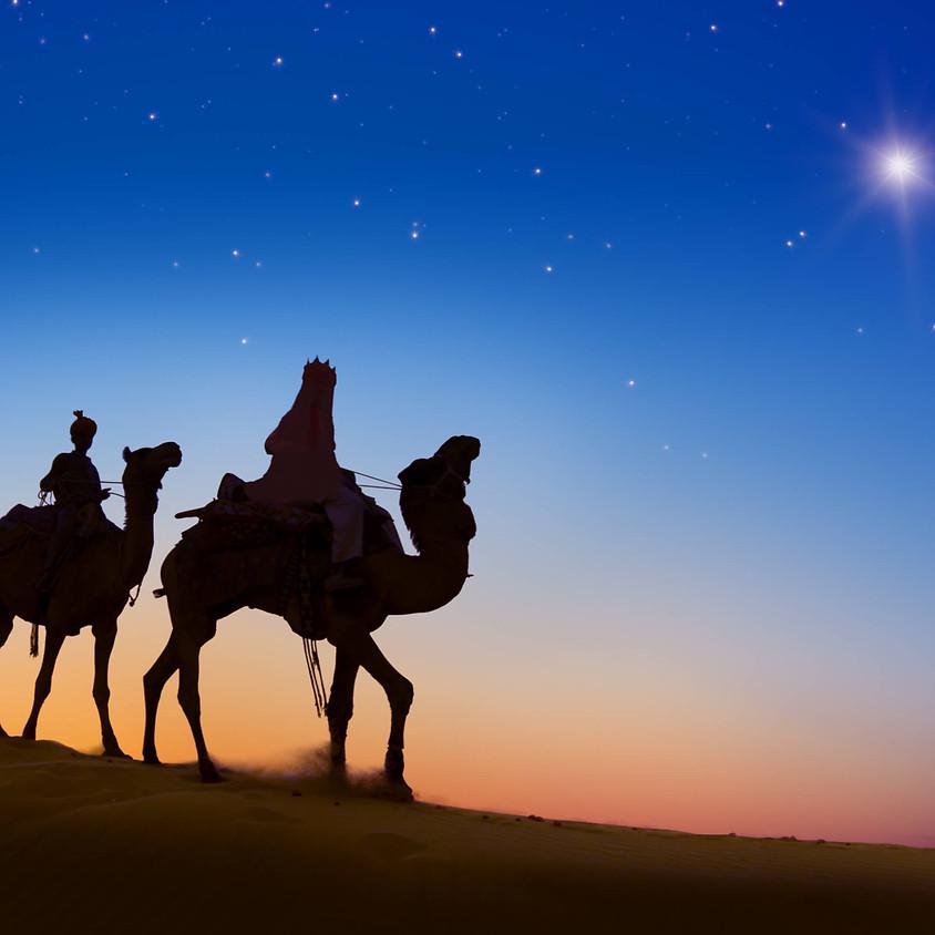 Misa de Año Nuevo, 31 de diciembre, 18:00 Hrs.