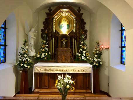 Celebración de María Reina