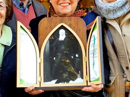 Visita del Padre Peregrino
