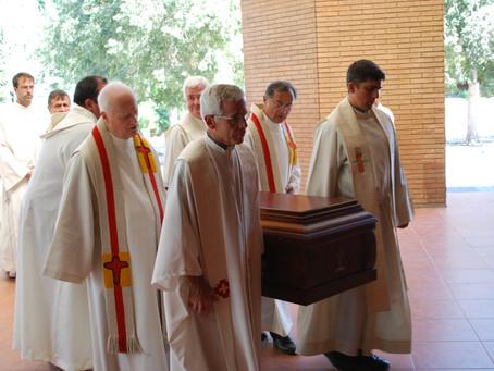 Funeral de nuestro querido Padre Patricio González