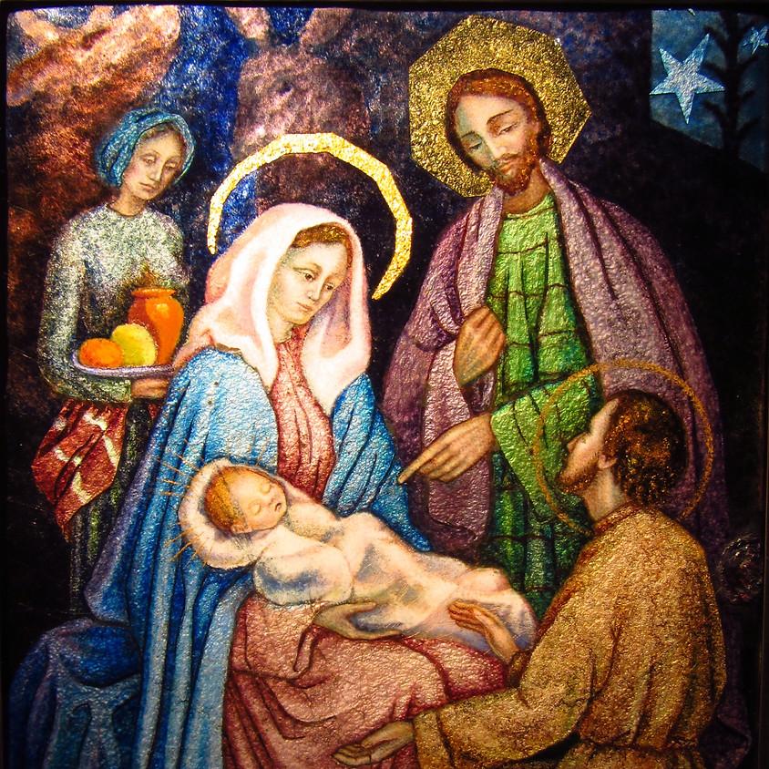 Misa de Navidad, 25 de diciembre, 12:00 Hrs.