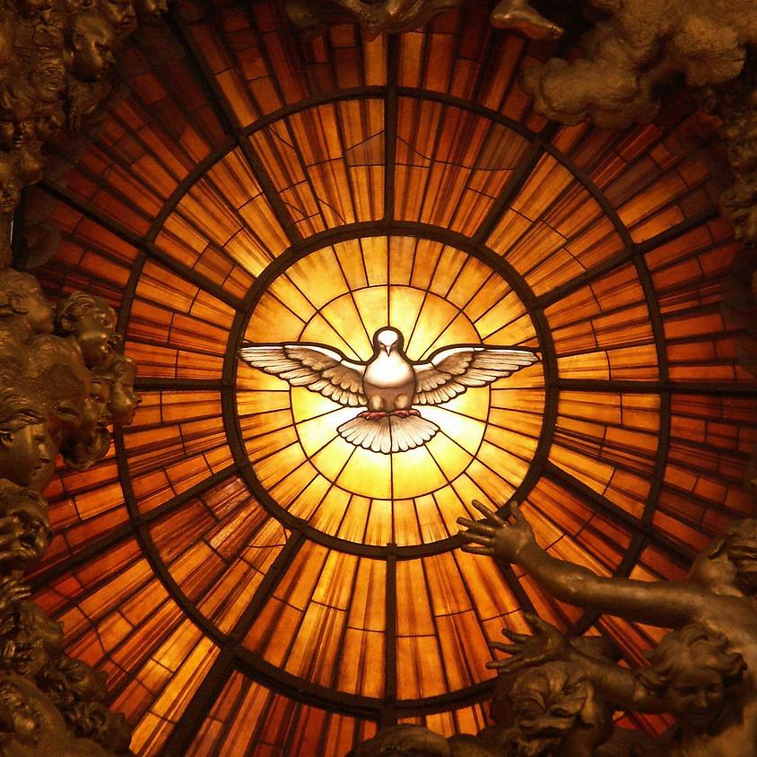 Oración para implorar el Espíritu Santo para la LAF y la Iglesia