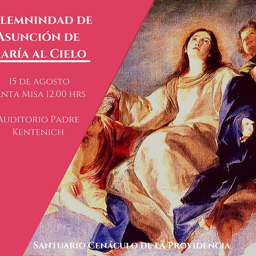Solemnidad de Asunción de María al Cielo