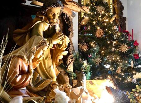 Misas en tiempo de Navidad