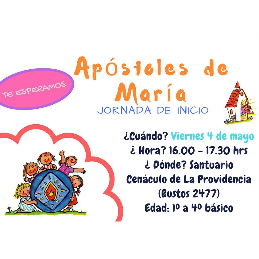 Jornada de Inicio 2018 Apóstoles de María