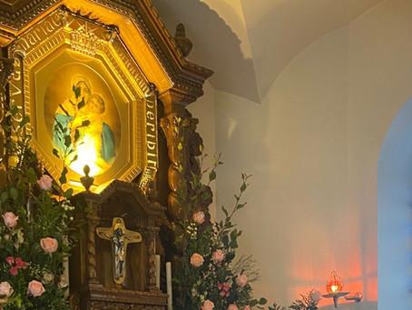La Natividad de la Bienaventurada Virgen María