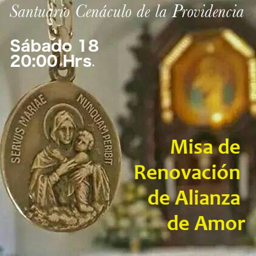 Misa de Renovación de Alianza de Amor