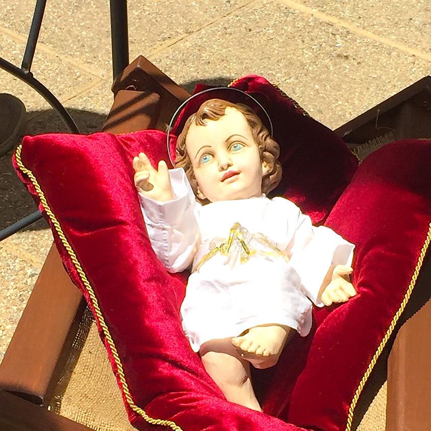 Novena del Niño Jesús - 5 - Sábado 19