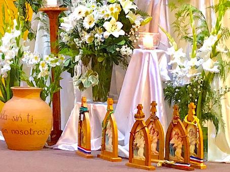 Inmaculada Concepción - Fin del mes de María