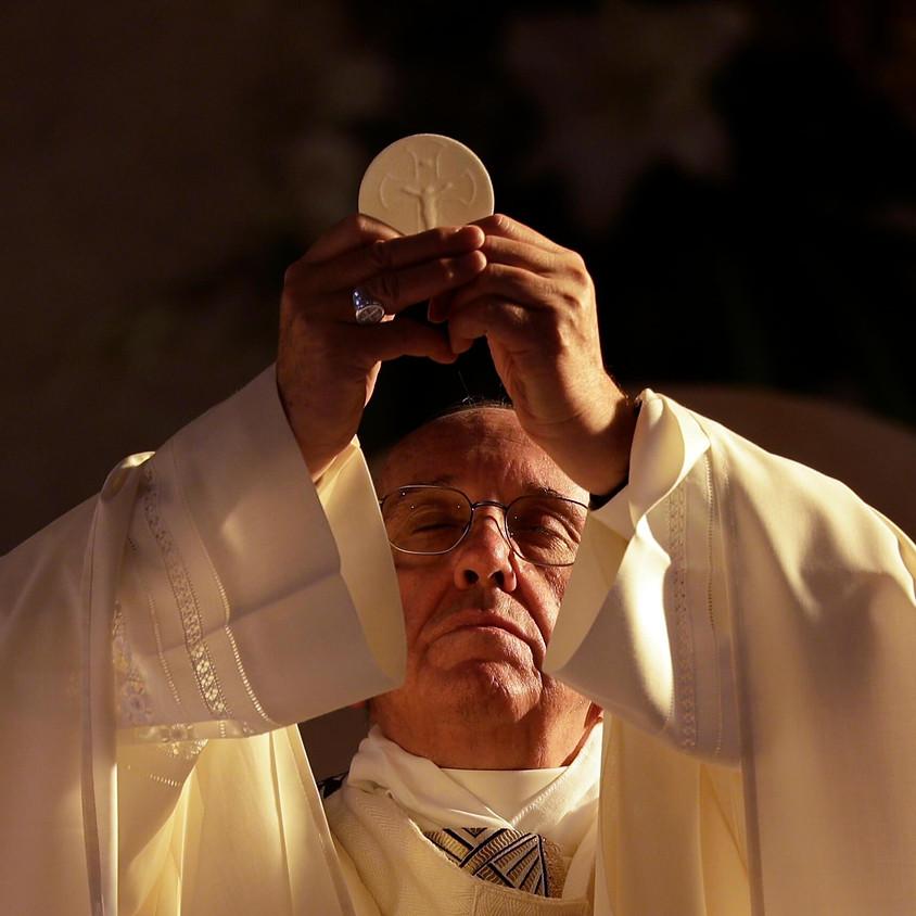 Santa Misa con Francisco
