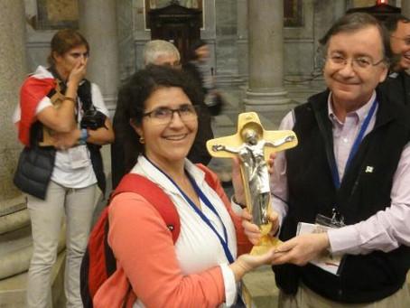 ¡Gracias Raúl y Bernardita!