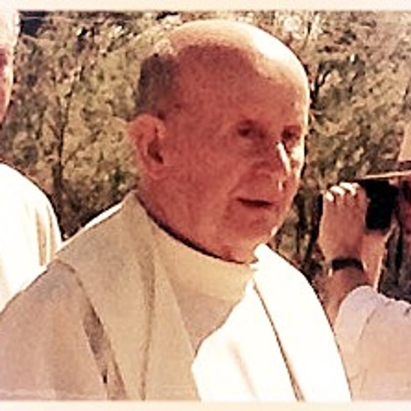 Velatorio y Funerales del padre Patricio