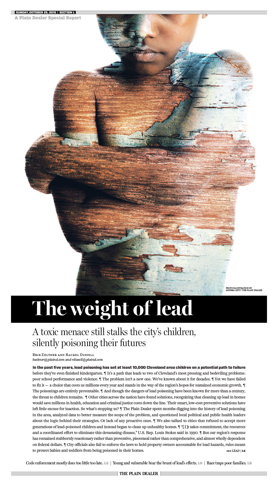 The Weight of Lead