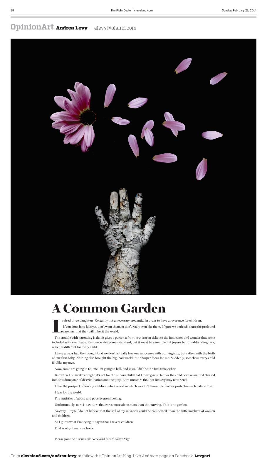 A Common Garden