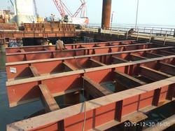 Mumbai Trans Harbour Link, India