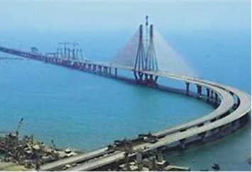 Bridge girder for Mumbai Trans Harbour Link