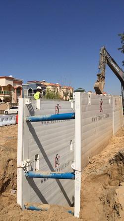 Ajman Sewerage System, UAE