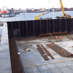 Rubis Oil Tank Protection, Netherlands