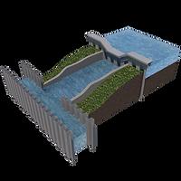Controle de Água
