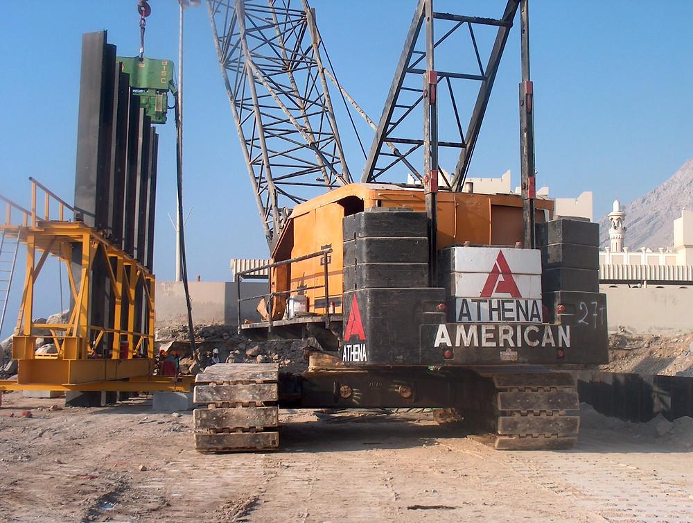 steel sheet pile 1