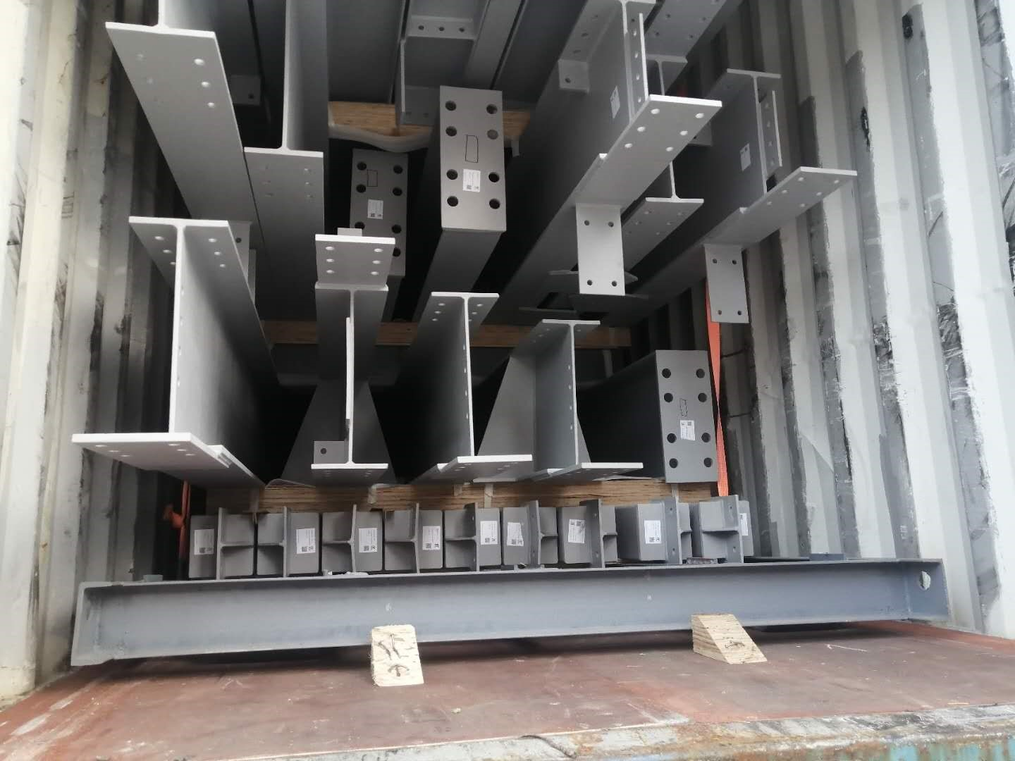 H piles supplier
