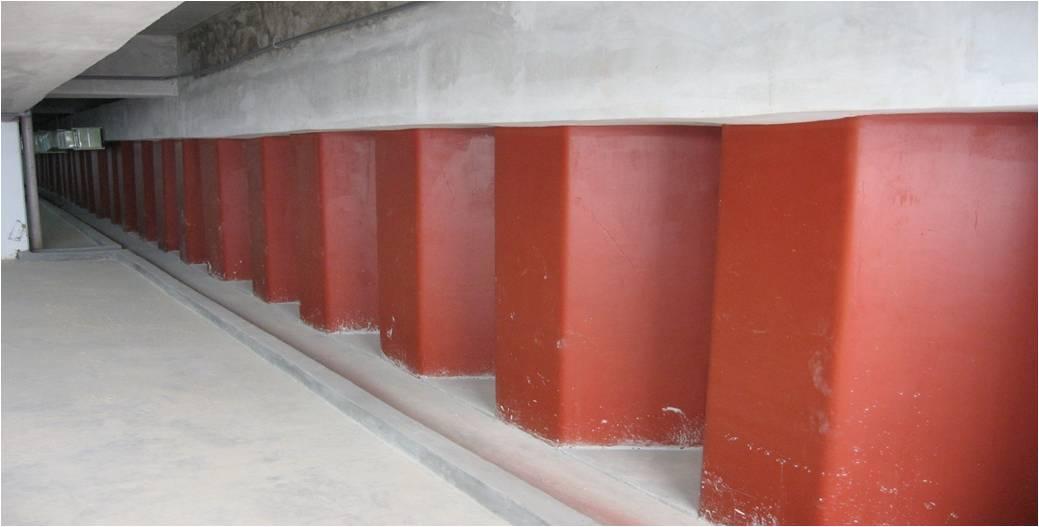 Permanent Basement Wall, Malaysia