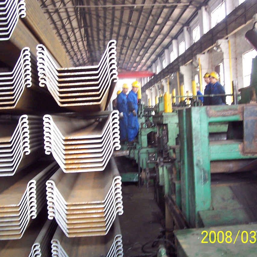 CRU Sheet Piles