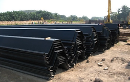 ESC bp sheet piles