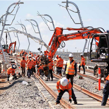 Mât ferroviaire, Australie