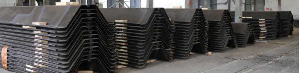 Sheet piles supplier