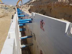New Sewerage Network, Dubai, UAE