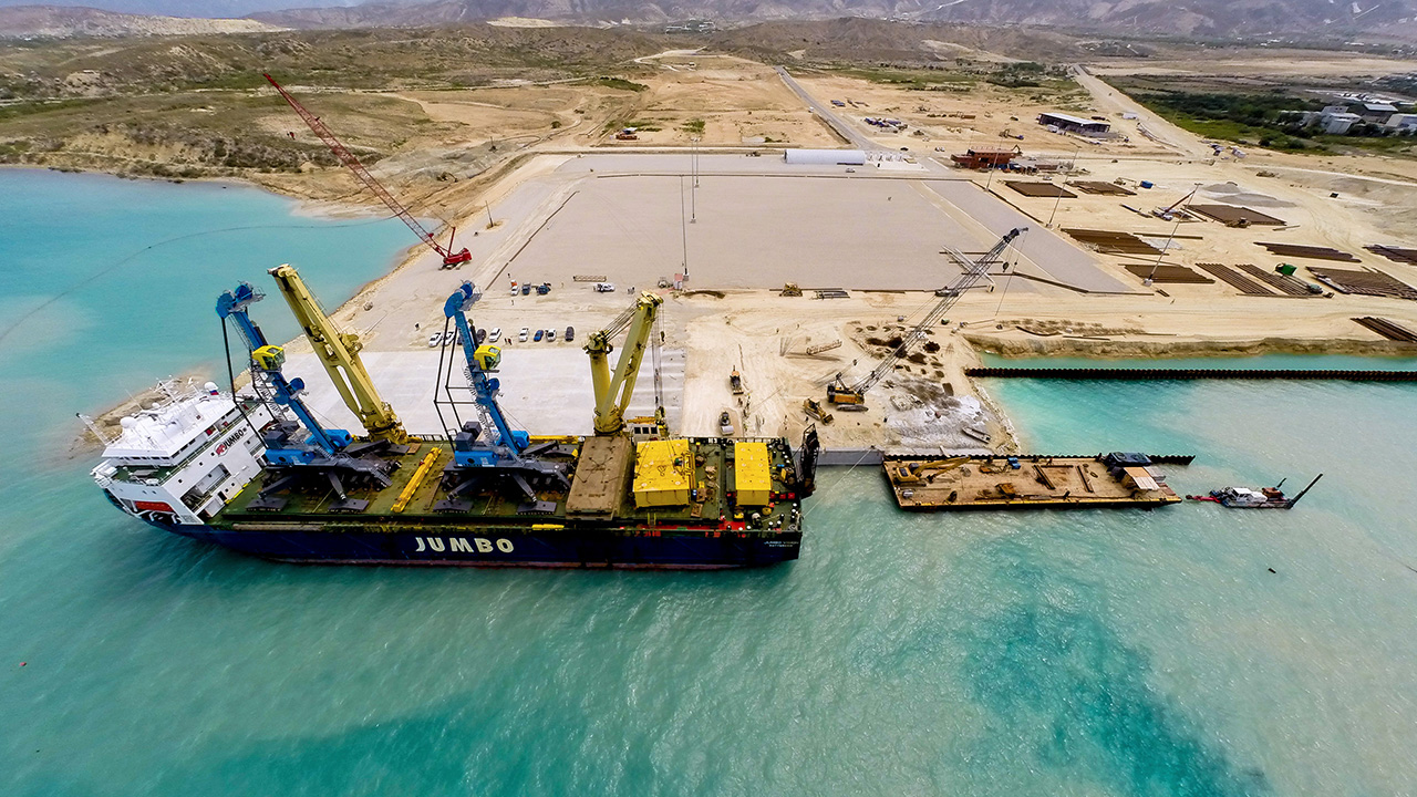 Port Lafito