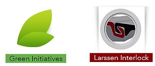 Green Initiatives & Larssen Interlock