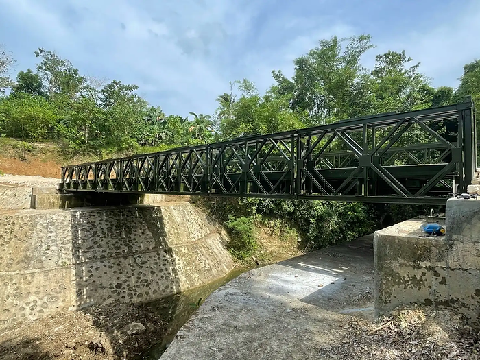 bailey bridge manufacturer