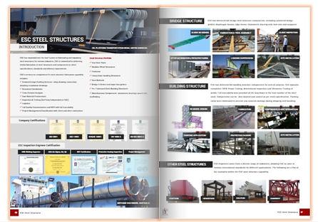 Fabricação de Aço Estrutural