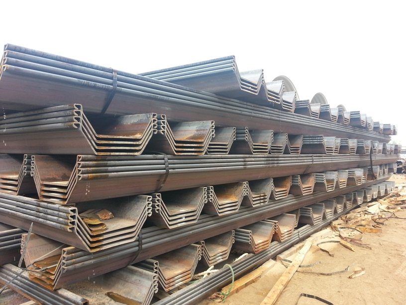 Type 4 Sheet Piles