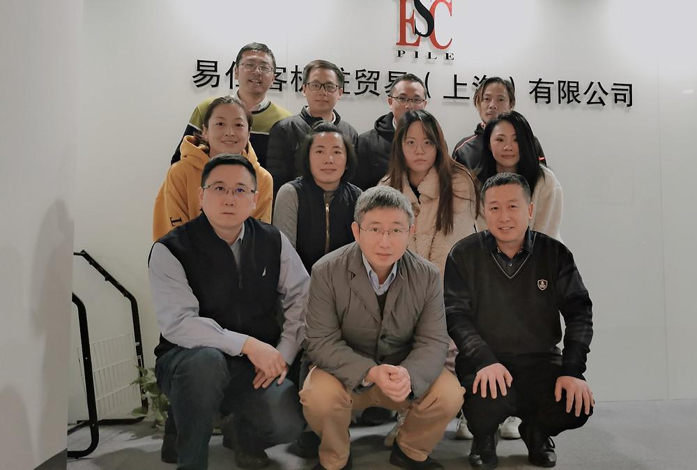 ESC Asia Limited Team