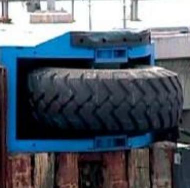 roller fender