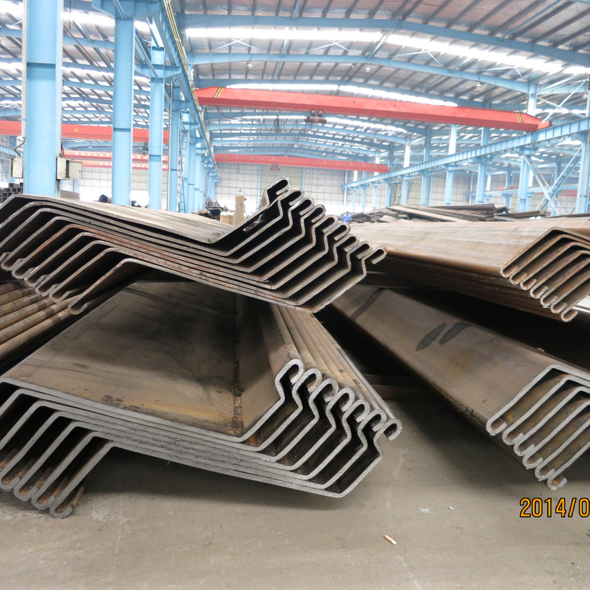 CRZ Sheet Piles