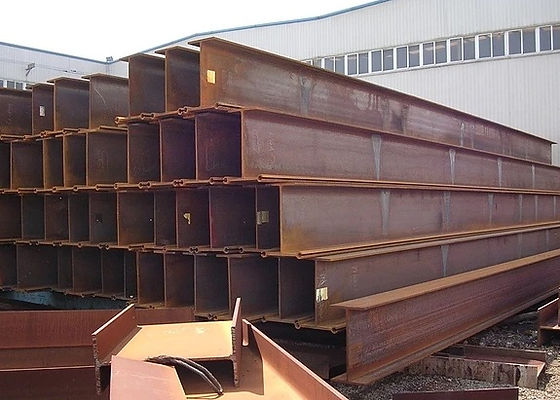 Steel sheet piles supply