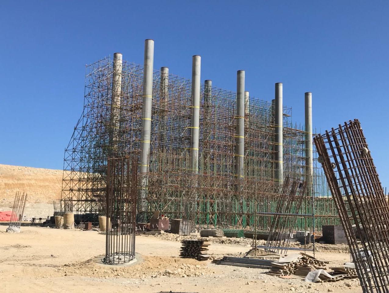 Duqm Oman Install March 2018 8