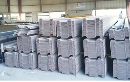 ESC-T40-4.0 Trench Sheet Supplied for IBN Battuta Mall Project, Dubai, UAE