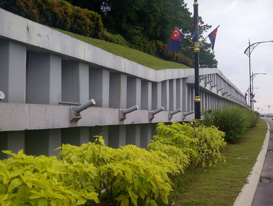 Plentong Road, Malaysia