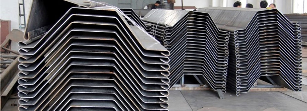 Sheet piles for sale