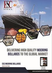 Mooring bollard catalog