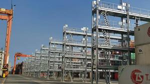 Capacidades de Fabricación de Estructuras de Acero