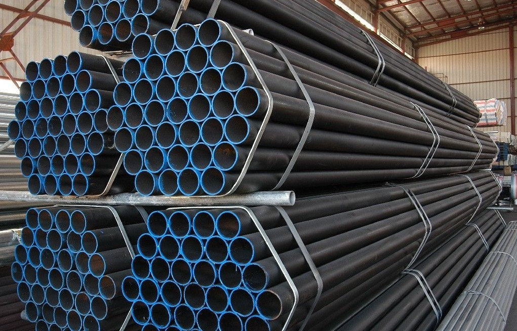 ERW Pipe Piling by Escpile