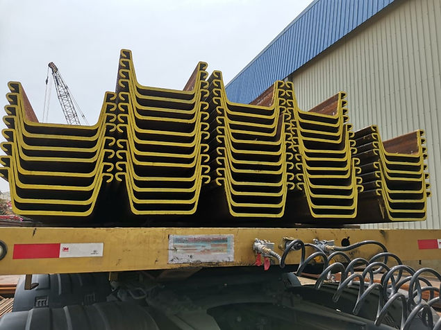 sheet pile for sale or rent