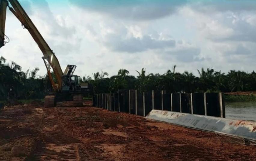 Sg Kerian Phase 1, Malaysia