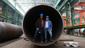 Steel Pipe Piles, Steel Pipe-Sheet Piles and Combination Walls